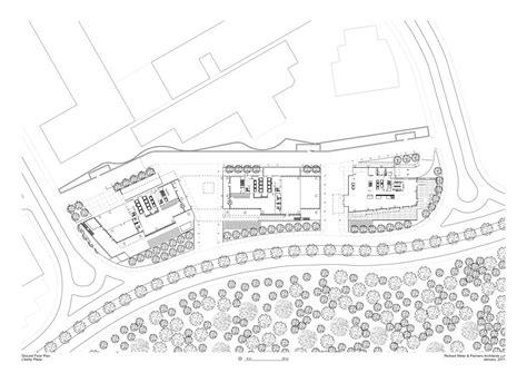 meier suites floor plan gallery of richard meier designs new w hotels in mexico 6
