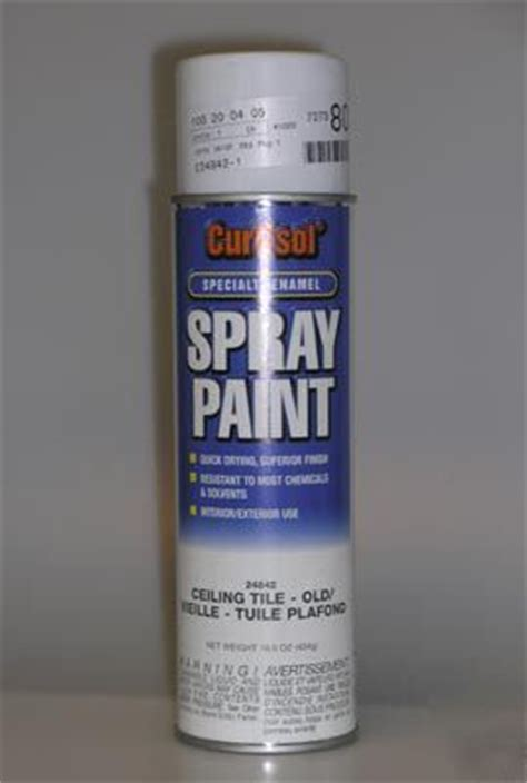 Ceiling White Spray Paint by Spray Paint Ceiling Tile White 20 Oz Aerosol Qty 12