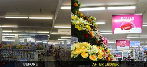 how lincraft saved money with led lighting ledified