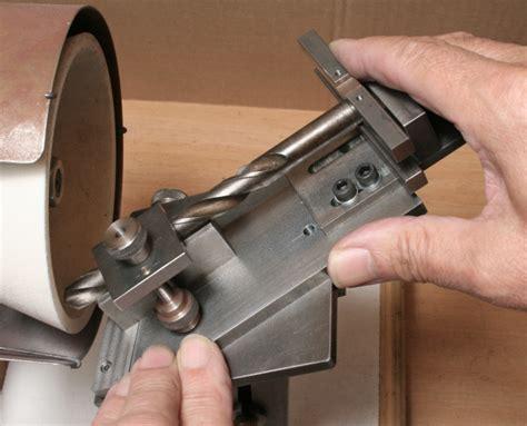 Sharpening Workshop Tooling