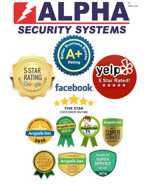 alpha security systems nashville tennessee tn