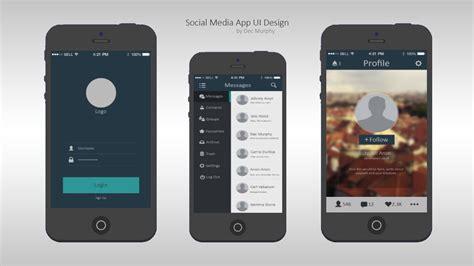 app layout not loading speed art a social media app ui design im back youtube