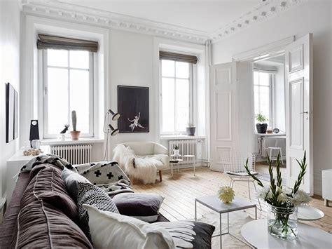 scandinavian interior scandinavian interior style a spacious flat in goteborg