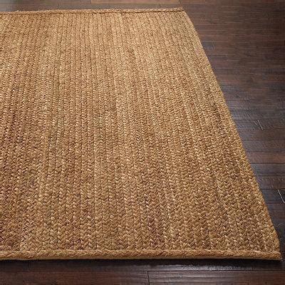 Banana Leaf Rug by Bengali Fiber Braided Area Rug I Frontgate