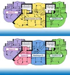 North Shore Towers Floor Plans by Ocean Creek North Tower Floor Plan Trend Home Design And