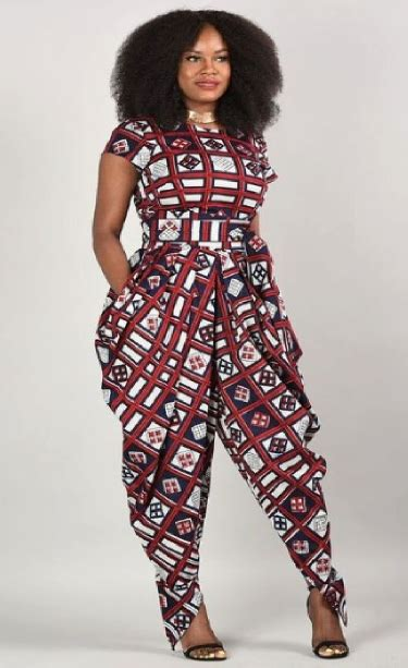 styles of ankara jump suits jumpsuit designs ankara jumpsuits styles