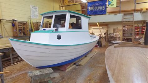boat r building cfcc wooden boat building timelapse youtube