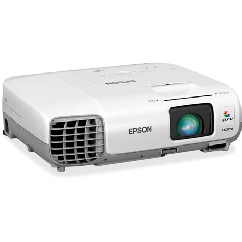 Lcd Projector Epson powerlite xga 3lcd projector epson corporation v11h687020
