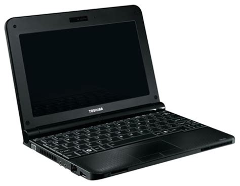 Harddisk Notebook Toshiba Nb250 toshiba announces nb250 netbook will size keyboard