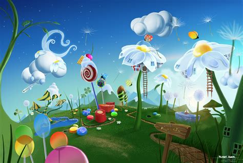 Home Design 3d Obb planet aden tv show background illustration microbot