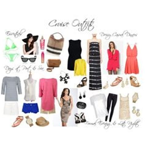 1000 images about cruise clothes packing on