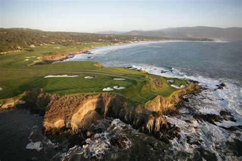pebble beach pebble beach links pebble beach ca golf and travel life