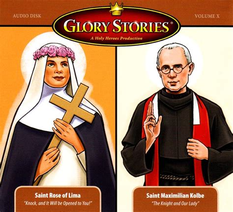 St Glori by Stories St St Maximilian Kolbe Seton