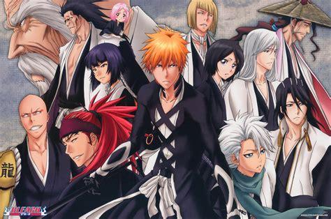 anime bleach bleach characters bleach anime photo 36693586 fanpop