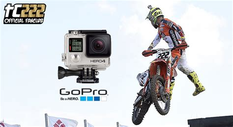 Gopro Giveaway 2016 - gopro hero4 giveaway tony cairoli fan club