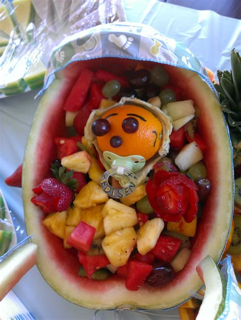 Baby Shower Fruit Watermelon by Watermelon Carving Baby Shower Www Pixshark Images
