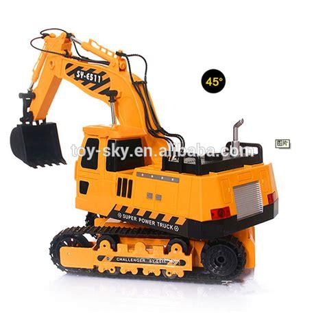 Rc Power Truck Escavator 1 20 scale 6 channel eagle rc excavator power