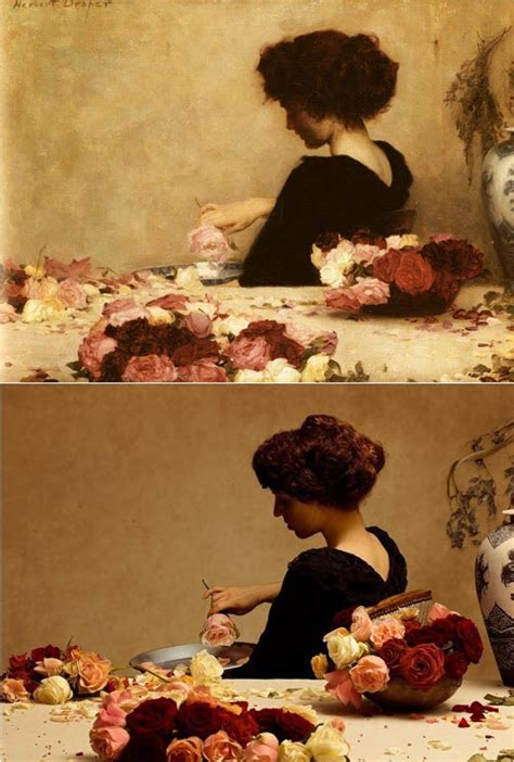 photo remake  famous paintings amusing planet