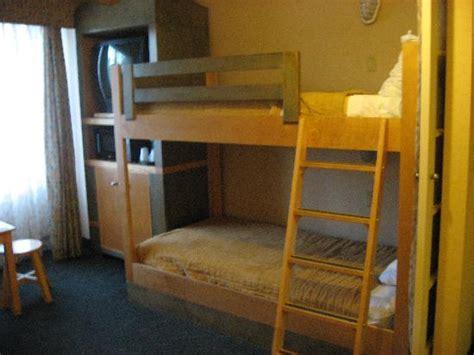 the bunk beds picture of portofino inn