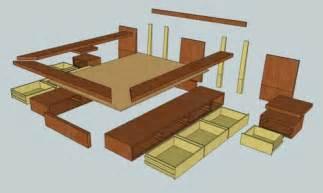 Platform Bed Joints Pdf Plans Woodworking Platform Bed Plans Diy