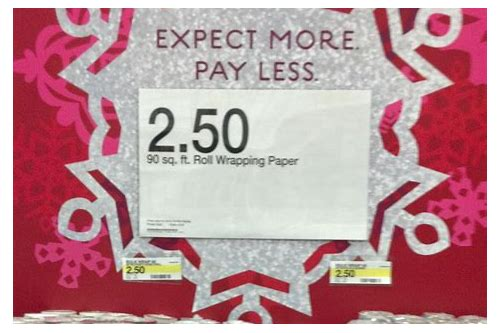 xmas wrapping paper deals