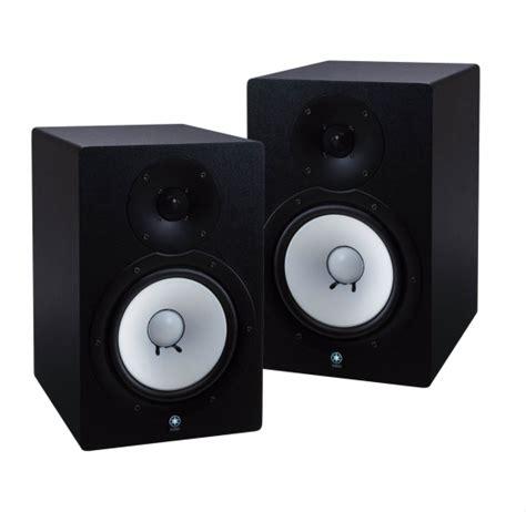 Speaker Yamaha Hs 80 yamaha hs80m bookshelf speakers review test