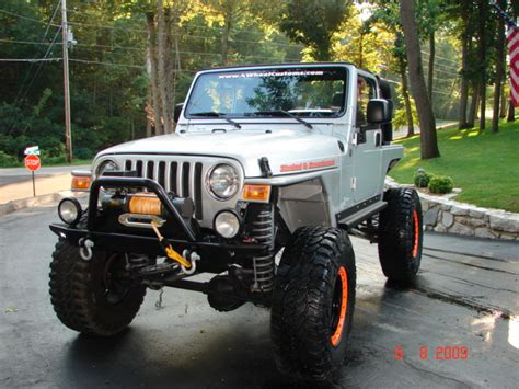 Looking Jeeps 2004 Jeep Tj Supercharger Stroked Lifted 8 Quot 400 Hp Engine