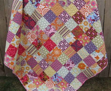 Etsy Patchwork Quilt - heirloom patchwork quilt handmade