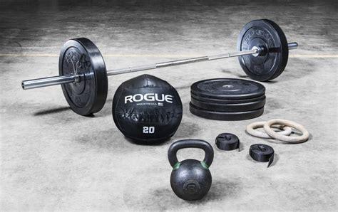 crossfit equipments   garage gym