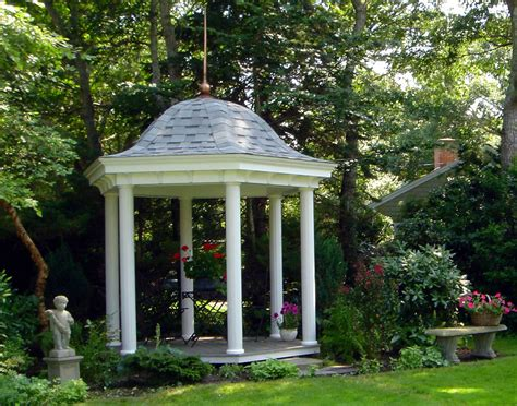 white gazebo for sale vinyl roof hexagon gazebos gazebos by style