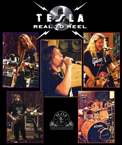 Tesla Song Rock N Roll Forever Publish With Glogster