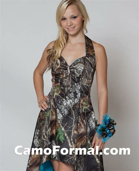 Mossy Dress Rzz 1 mossy oak touches camouflage prom wedding homecoming formals list