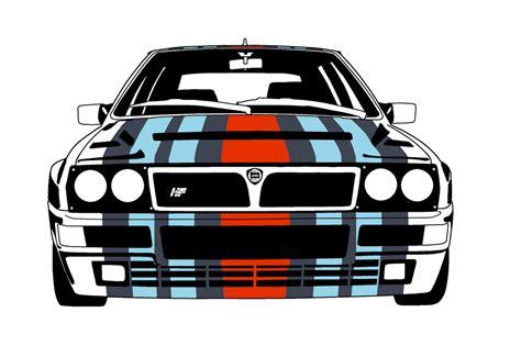 martini livery lancia delta integrale martini livery by daswauto racing