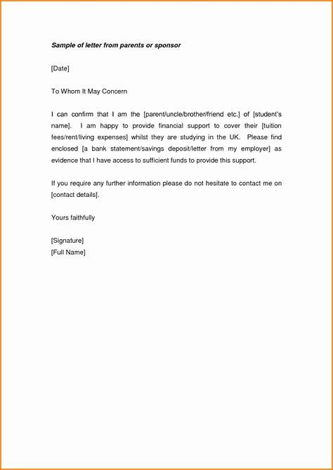 Agreement Letter For Parents 19 unique sle agreement letter between parents pics