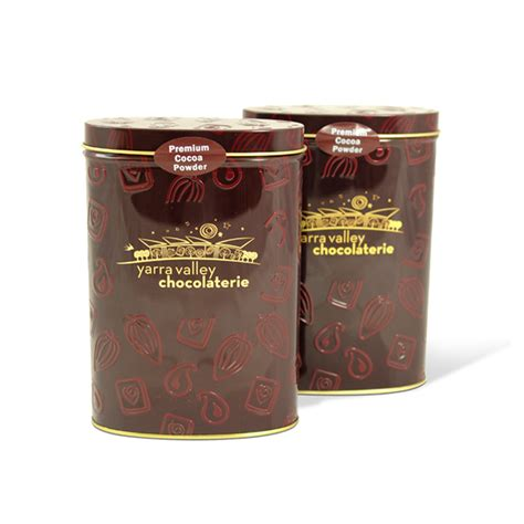 Premium Sarf Cocoa Leaf high grade premium cocoa powder 150g yarra valley chocolaterie yarra valley