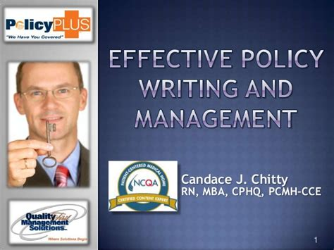Mba In Policy And Administration by Policyplus Webinar Effective Policy Writing And Management