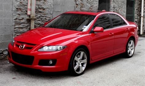 2006 mazda 3s 2006 mazda mazdaspeed mazda6 information and photos