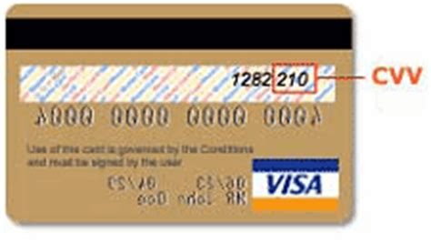 Where Is The Cvv Code On A Visa Gift Card - for exle visa mastercard and diners club show the csc or cvv as the three digit