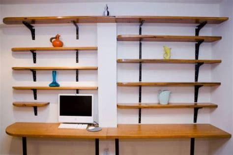 Diy Wall Shelves Interior Design Ideas Diy Wall Mounted Bookshelves