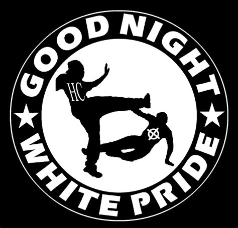 good night white pride images good night white pride aufkleber 006 magasin en ligne