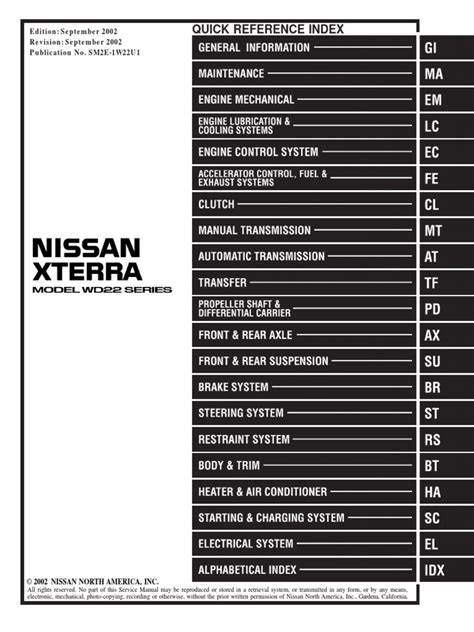 service and repair manuals 2010 nissan xterra transmission control nissan xterra leaking transmission fluid wiring harness 55 wiring diagram images wiring