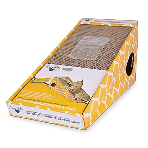 bed bath and beyond alpine ourpets alpine cat climb and scratcher bed bath beyond