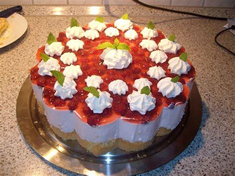 Ausgefallene Torten Rezepte Mit Bild by Himbeer Windbeuteltorte