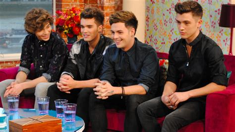 Todays Snarky Gossip Brought To You By George Clooney by Union J S Beautiful Showbusiness News Gossip
