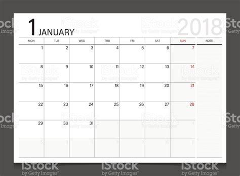 Work Week Calendar 2018 2018 Work Week Calendar Pertamini Co