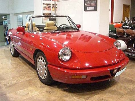 1991 Alfa Romeo Spider For Sale by 1991 Alfa Romeo Spider 2 0 Pinninfarina S4 For Sale