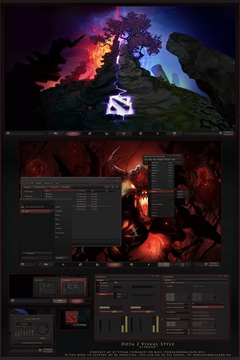 themes for windows 8 1 dota 2 dota 2 windows desktop by yorgash on deviantart