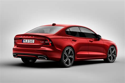 new 2019 volvo s60 new volvo s60 2019 revealed parkers