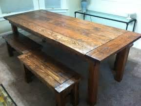 rustic dining room table plans 17 best images about table on pinterest rustic wood dining table french farmhouse and slab table
