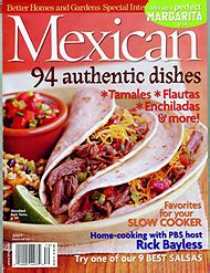 better homes and gardens magazine mexican cooking school